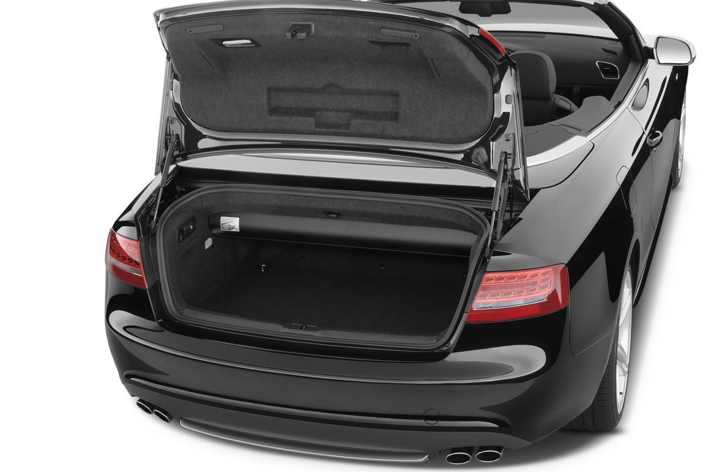 Audi S5 - Cabrio (2009 - 2016) 2 Türen Kofferraum