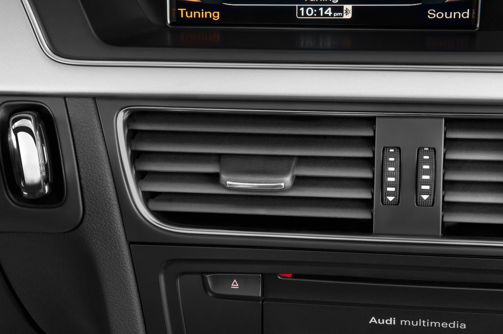 Audi S5 - Cabrio (2009 - 2016) 2 Türen Lüftung