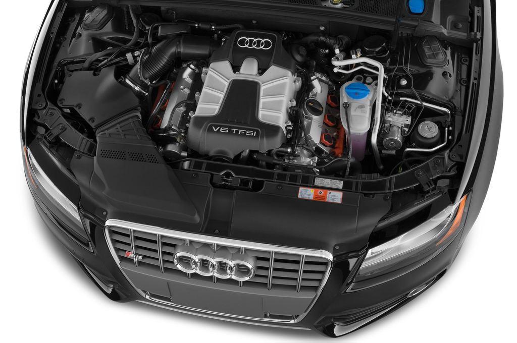 Audi S5 - Cabrio (2009 - 2016) 2 Türen Motor