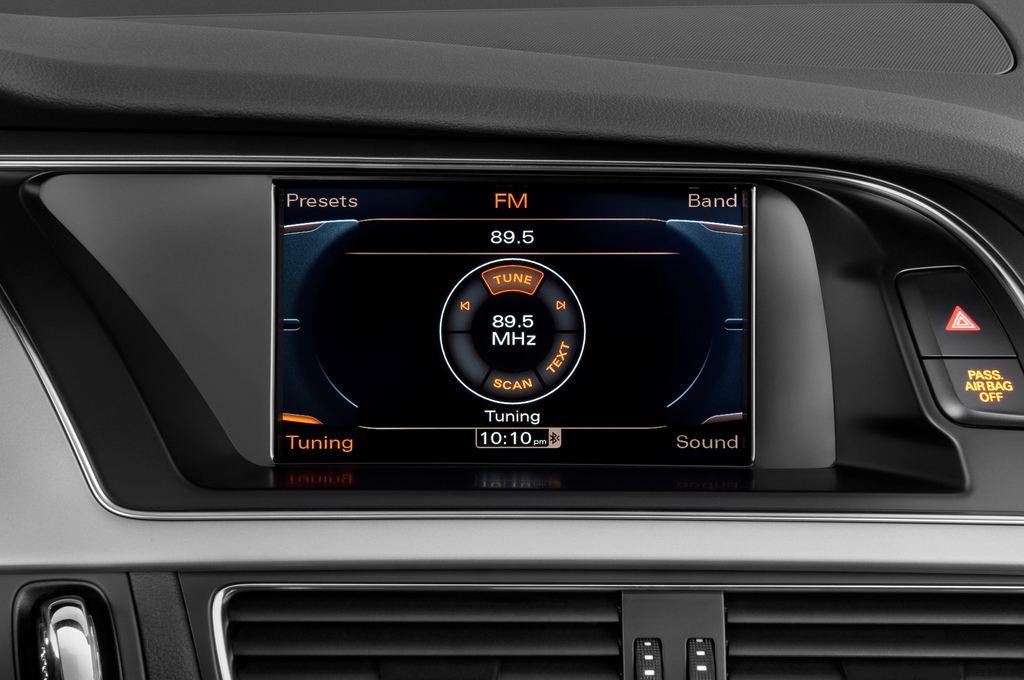 Audi S5 - Cabrio (2009 - 2016) 2 Türen Radio und Infotainmentsystem