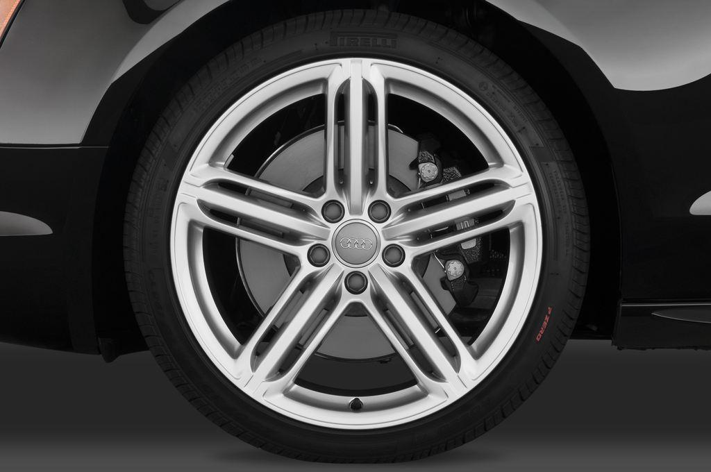 Audi S5 - Cabrio (2009 - 2016) 2 Türen Reifen und Felge