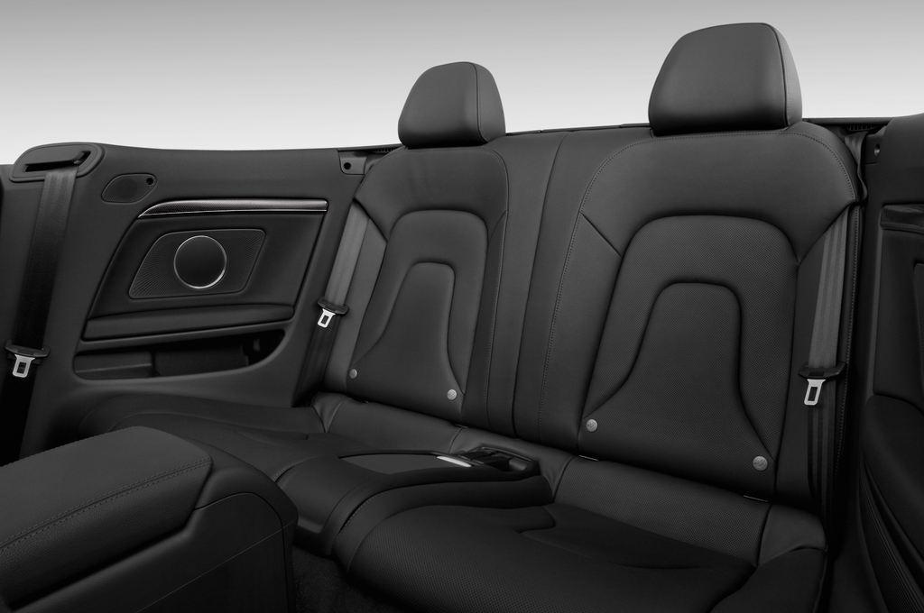 Audi S5 - Cabrio (2009 - 2016) 2 Türen Rücksitze