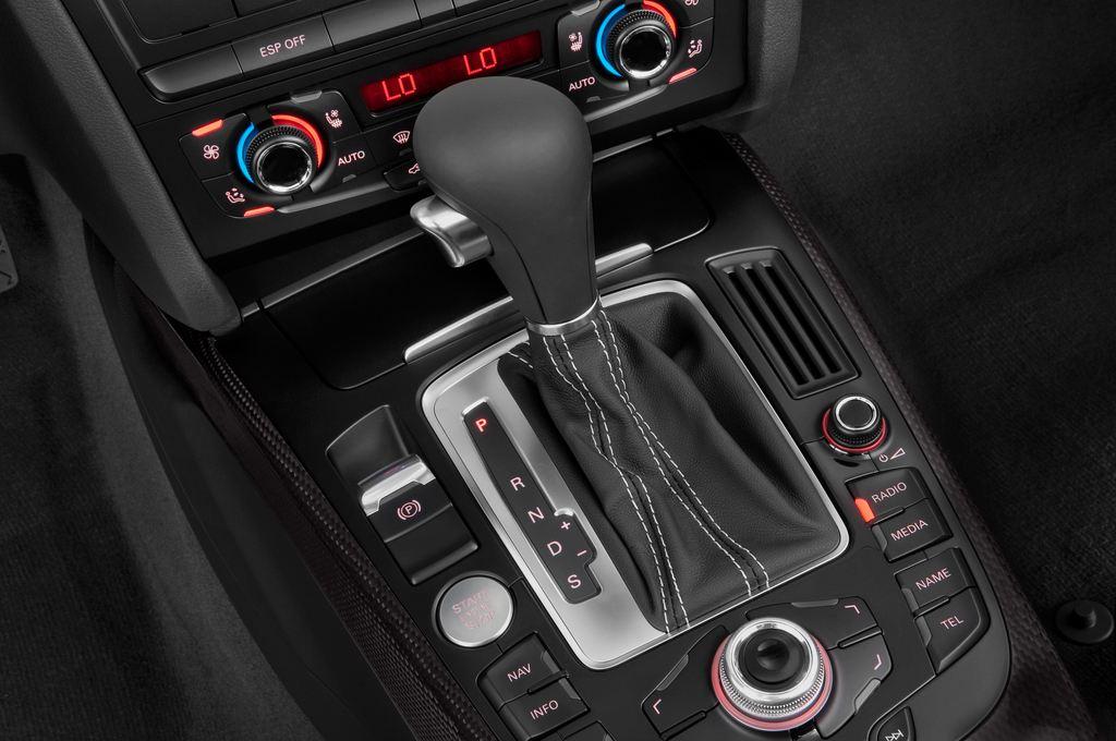 Audi S5 - Cabrio (2009 - 2016) 2 Türen Schalthebel