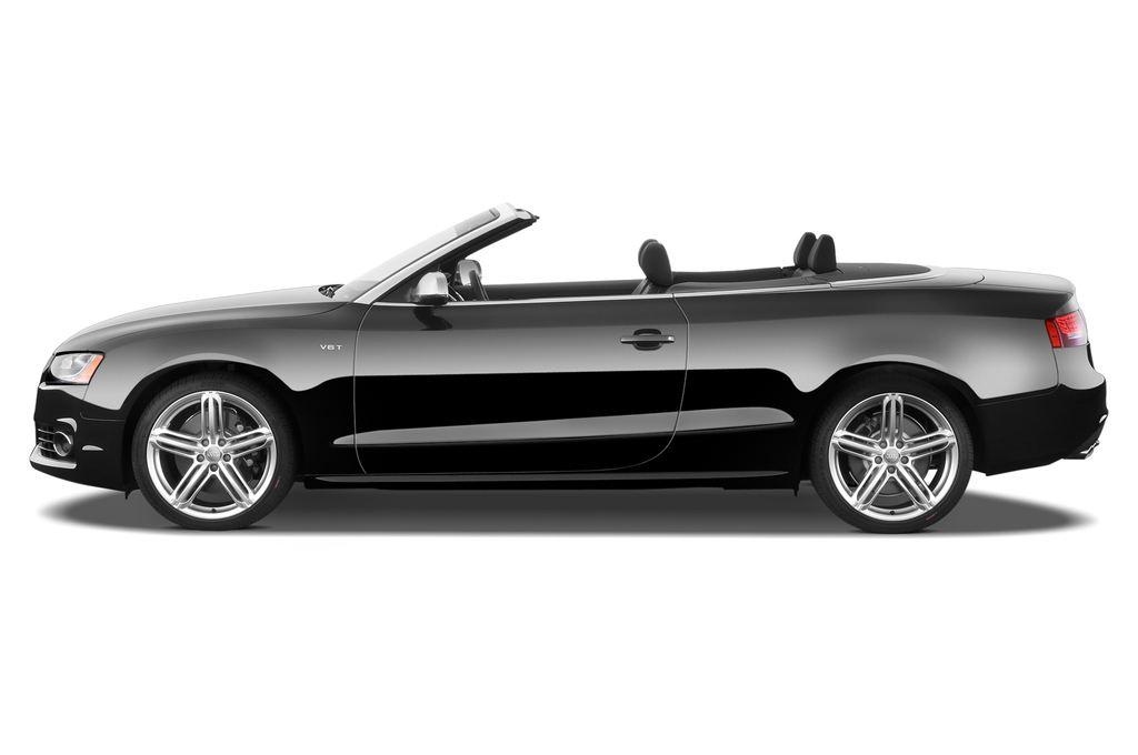 Audi S5 - Cabrio (2009 - 2016) 2 Türen Seitenansicht