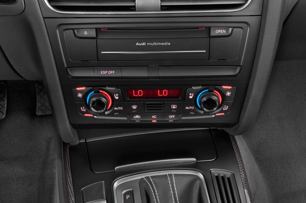 Audi S5 - Cabrio (2009 - 2016) 2 Türen Temperatur und Klimaanlage