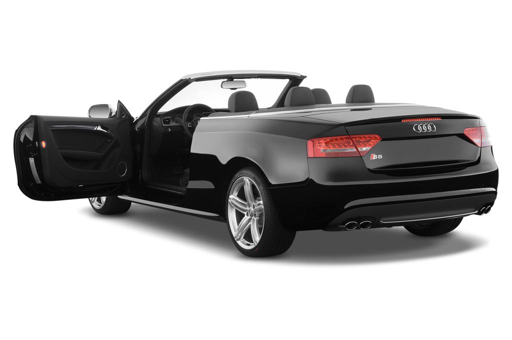 Audi S5 - Cabrio (2009 - 2016) 2 Türen Tür geöffnet