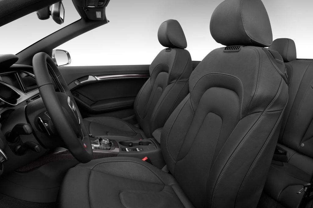 Audi S5 - Cabrio (2009 - 2016) 2 Türen Vordersitze