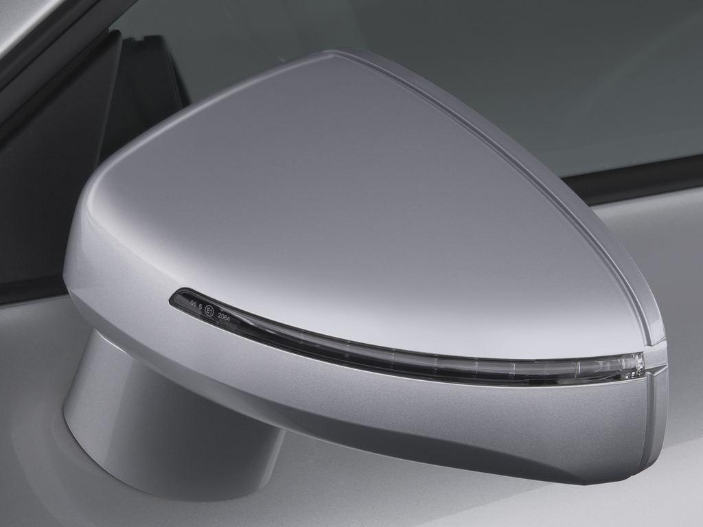 Audi TT - Coupé (2006 - 2014) 3 Türen Außenspiegel