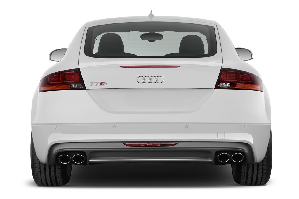 Audi TT - Coupé (2006 - 2014) 3 Türen Heckansicht