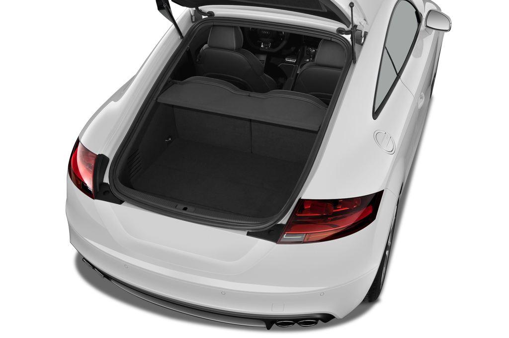 Audi TT - Coupé (2006 - 2014) 3 Türen Kofferraum