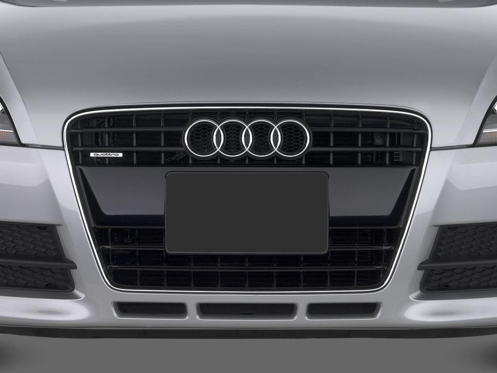 Audi TT - Coupé (2006 - 2014) 3 Türen Kühlergrill und Scheinwerfer