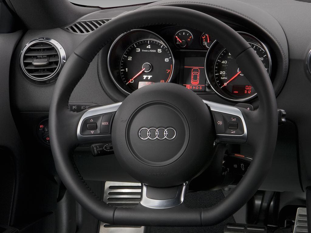 Audi TT - Coupé (2006 - 2014) 3 Türen Lenkrad