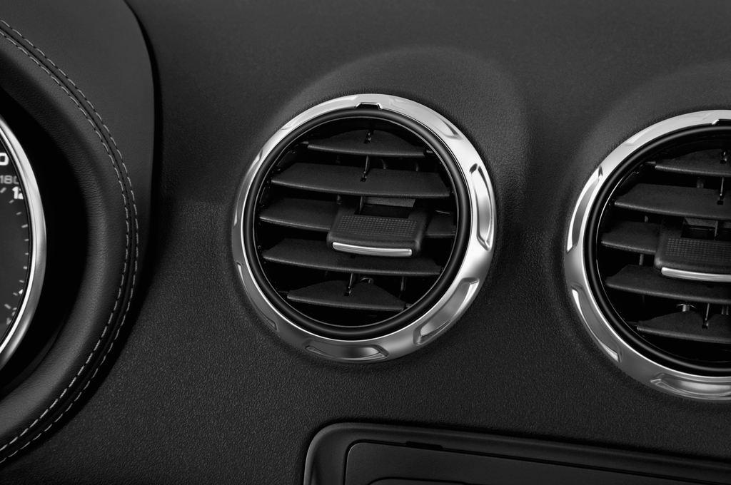 Audi TT - Coupé (2006 - 2014) 3 Türen Lüftung
