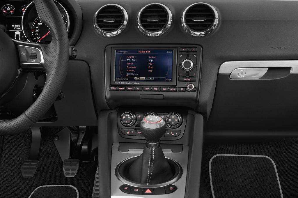 Audi TT - Coupé (2006 - 2014) 3 Türen Mittelkonsole