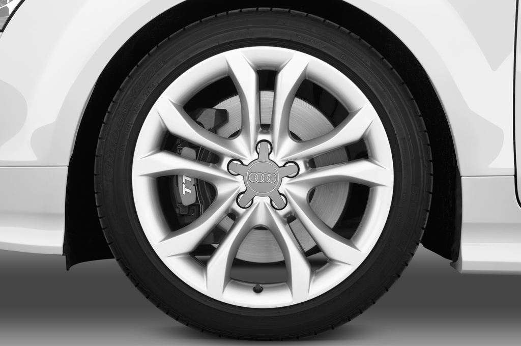 Audi TT - Coupé (2006 - 2014) 3 Türen Reifen und Felge