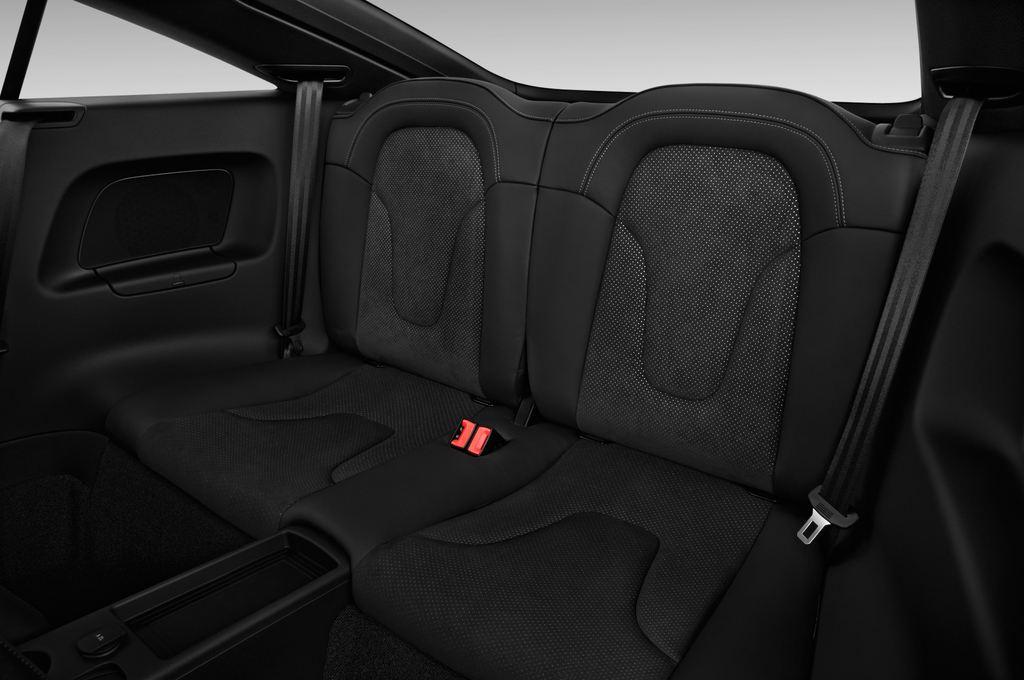 Audi TT - Coupé (2006 - 2014) 3 Türen Rücksitze
