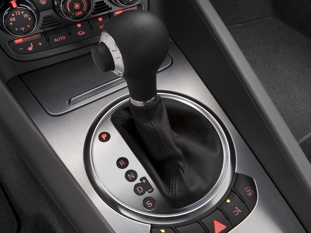 Audi TT - Coupé (2006 - 2014) 3 Türen Schalthebel