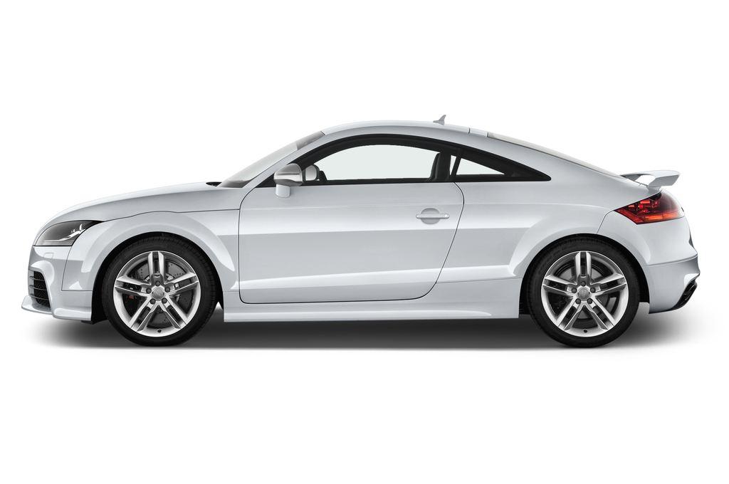Audi TT - Coupé (2006 - 2014) 3 Türen Seitenansicht
