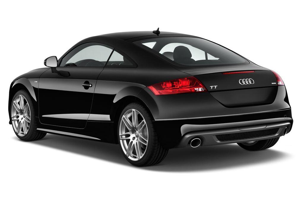 Audi TT - Coupé (2006 - 2014) 3 Türen seitlich hinten