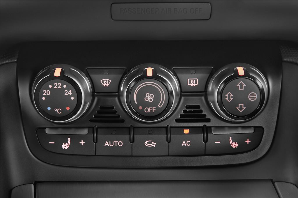 Audi TT - Coupé (2006 - 2014) 3 Türen Temperatur und Klimaanlage