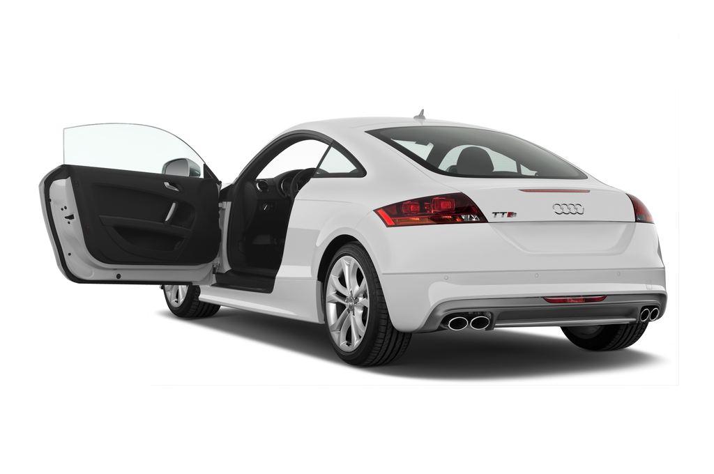 Audi TT - Coupé (2006 - 2014) 3 Türen Tür geöffnet