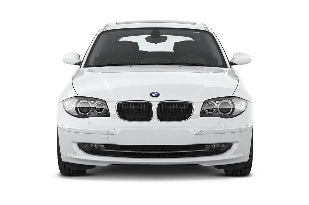BMW 1er 123d Kompaktklasse (2004 - 2013) 3 Türen Frontansicht
