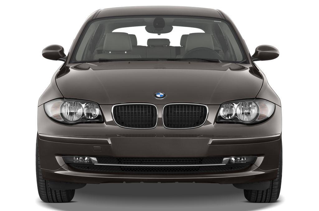 BMW 1er 130i Kompaktklasse (2004 - 2013) 5 Türen Frontansicht