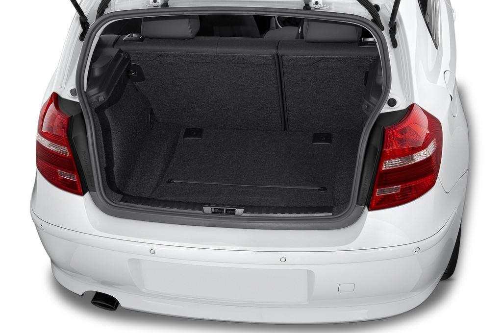 BMW 1er 123d Kompaktklasse (2004 - 2013) 3 Türen Kofferraum