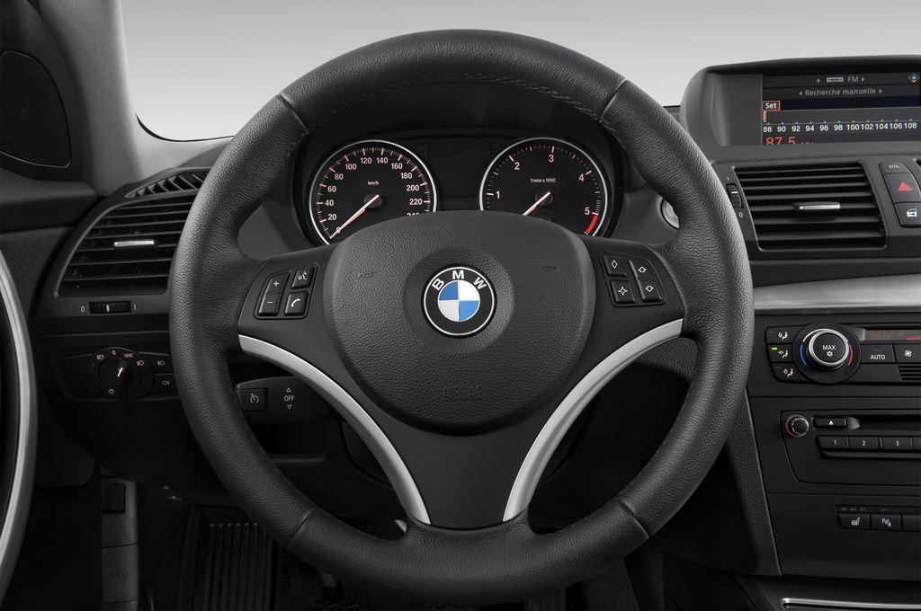 BMW 1er 123d Kompaktklasse (2004 - 2013) 3 Türen Lenkrad