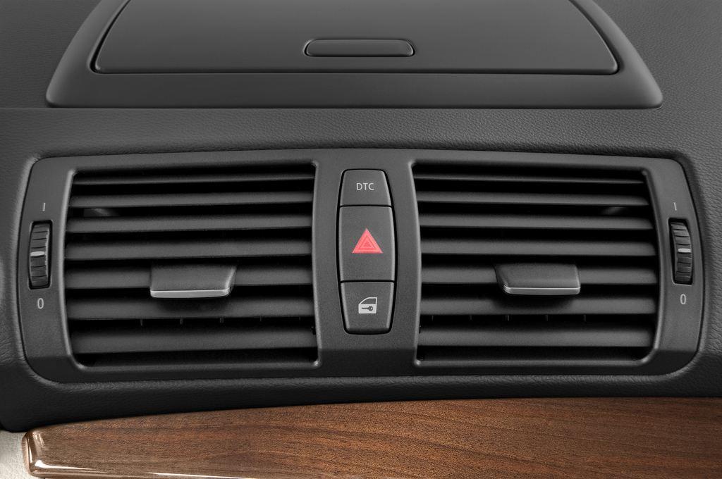 BMW 1er 130i Kompaktklasse (2004 - 2013) 5 Türen Lüftung