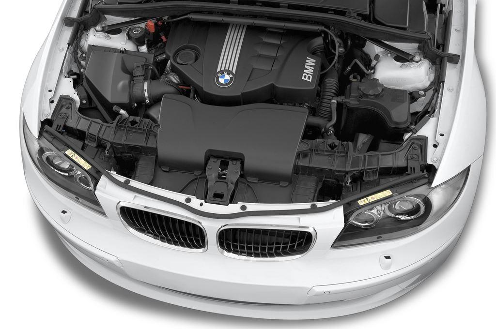 BMW 1er 123d Kompaktklasse (2004 - 2013) 3 Türen Motor