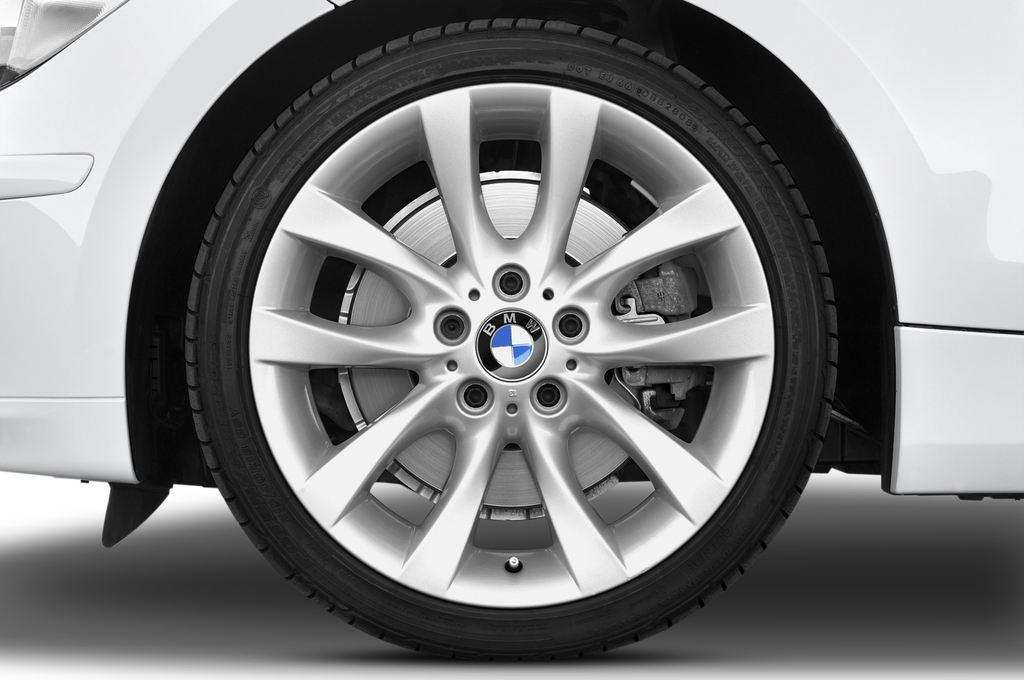BMW 1er 123d Kompaktklasse (2004 - 2013) 3 Türen Reifen und Felge