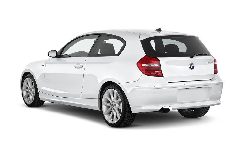 BMW 1er 123d Kompaktklasse (2004 - 2013) 3 Türen seitlich hinten