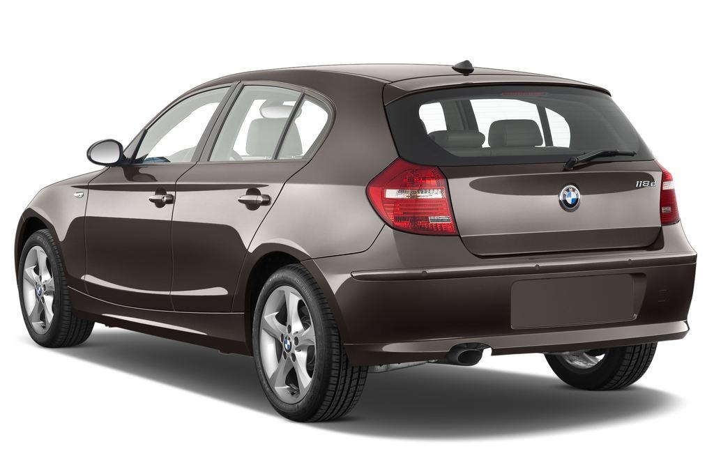 BMW 1er 130i Kompaktklasse (2004 - 2013) 5 Türen seitlich hinten