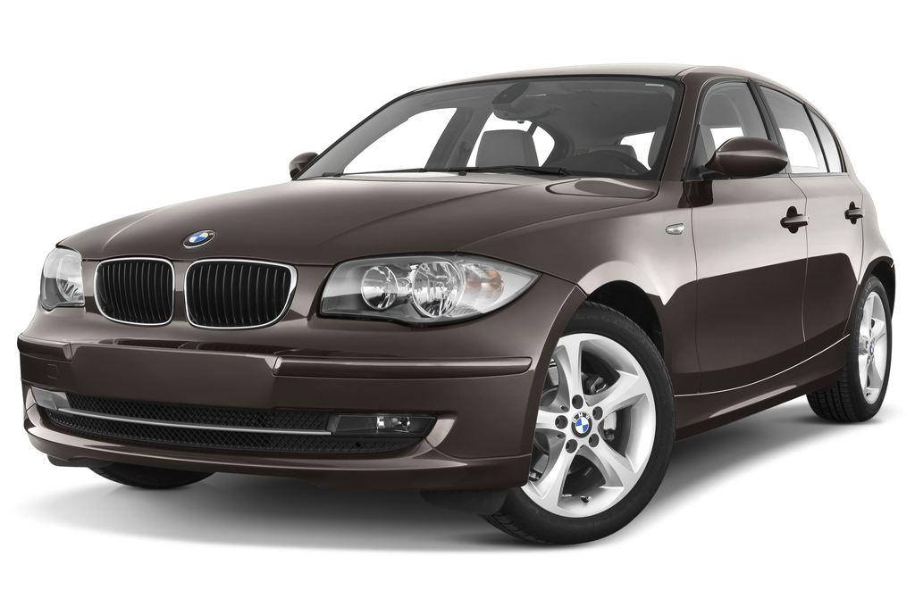 BMW 1er 130i Kompaktklasse (2004 - 2013) 5 Türen seitlich vorne mit Felge