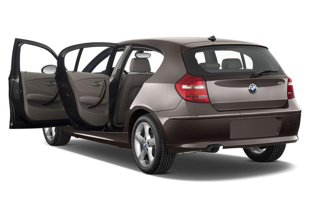BMW 1er 130i Kompaktklasse (2004 - 2013) 5 Türen Tür geöffnet