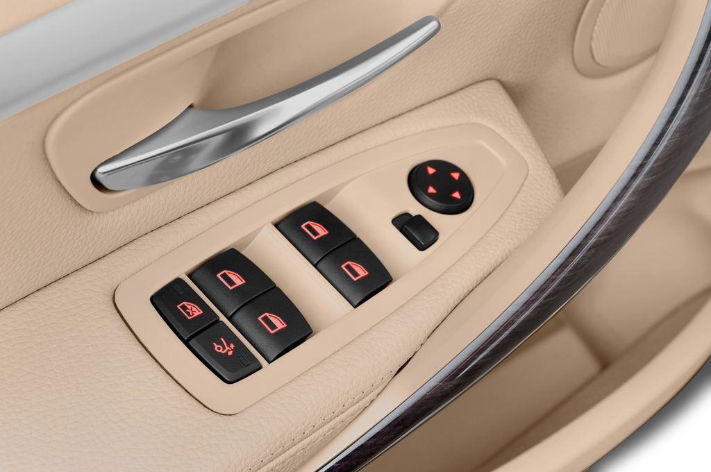 BMW 3er GT Luxury Line Limousine (2013 - heute) 5 Türen Bedienungselemente Tür
