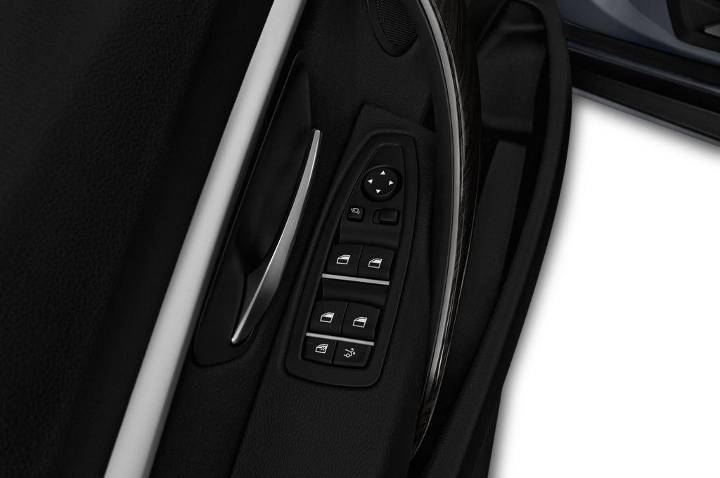 BMW 3er GT Sport Line Limousine (2013 - heute) 5 Türen Bedienungselemente Tür