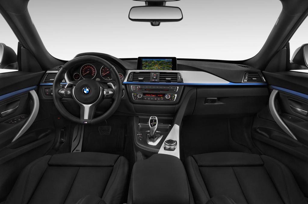BMW 3er GT - Limousine (2013 - heute) 5 Türen Cockpit und Innenraum