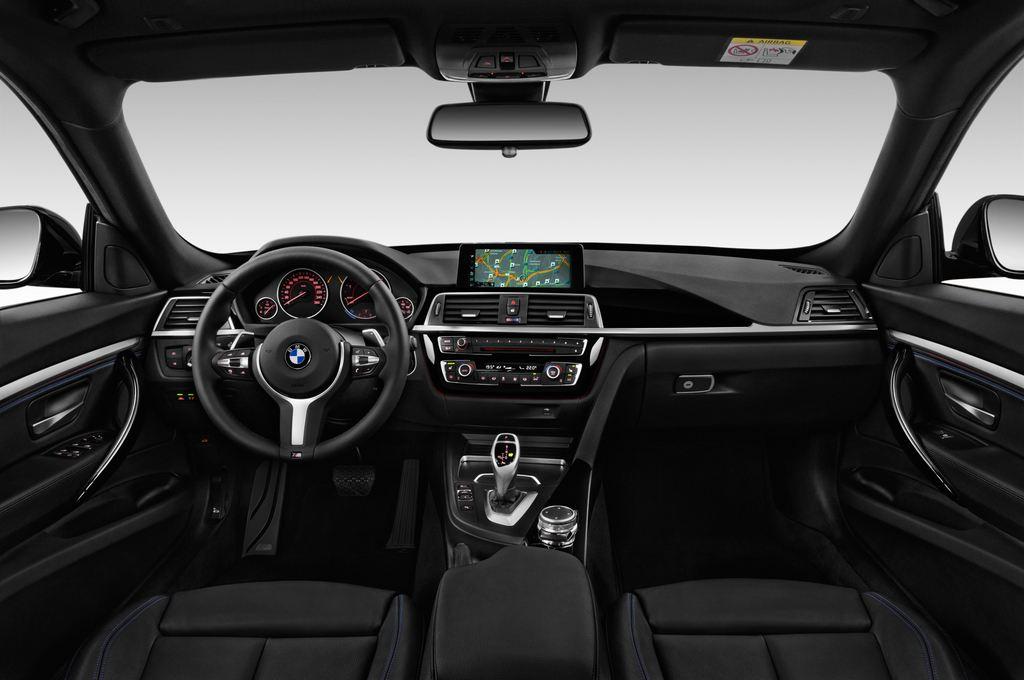 BMW 3er GT M Sport Limousine (2013 - heute) 5 Türen Cockpit und Innenraum