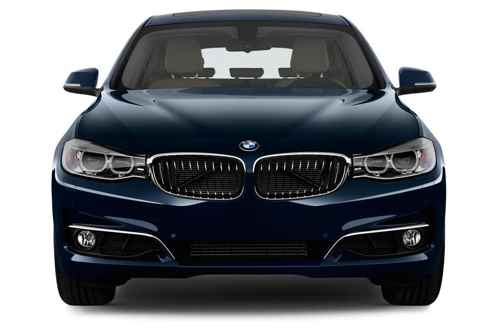 BMW 3er GT Luxury Line Limousine (2013 - heute) 5 Türen Frontansicht