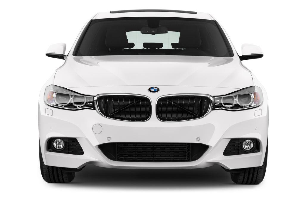 BMW 3er GT - Limousine (2013 - heute) 5 Türen Frontansicht