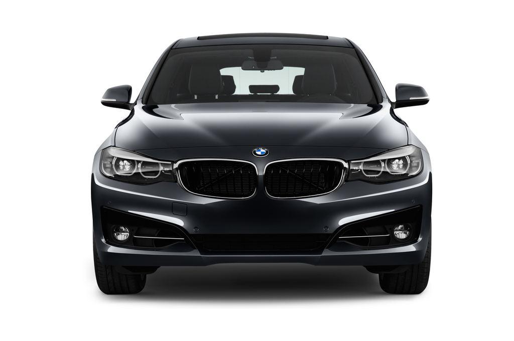 BMW 3er GT Sport Line Limousine (2013 - heute) 5 Türen Frontansicht