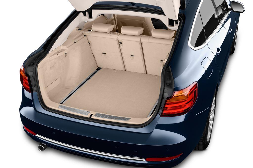 BMW 3er GT Luxury Line Limousine (2013 - heute) 5 Türen Kofferraum