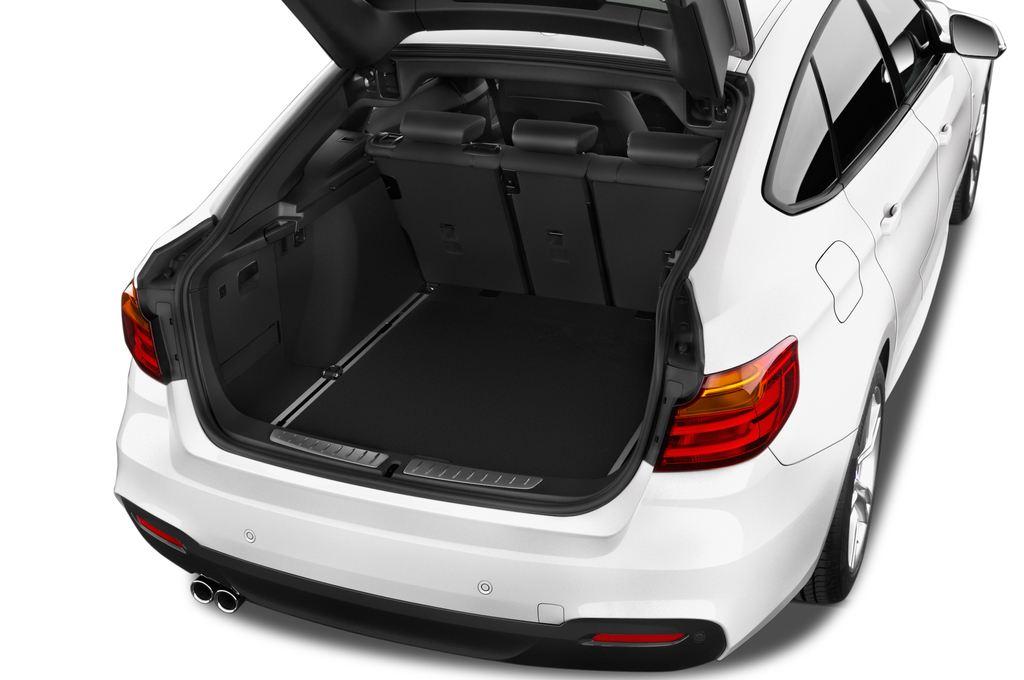 BMW 3er GT - Limousine (2013 - heute) 5 Türen Kofferraum
