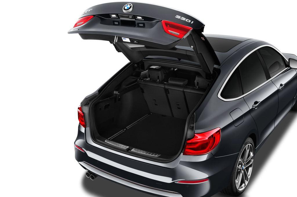 BMW 3er GT Sport Line Limousine (2013 - heute) 5 Türen Kofferraum