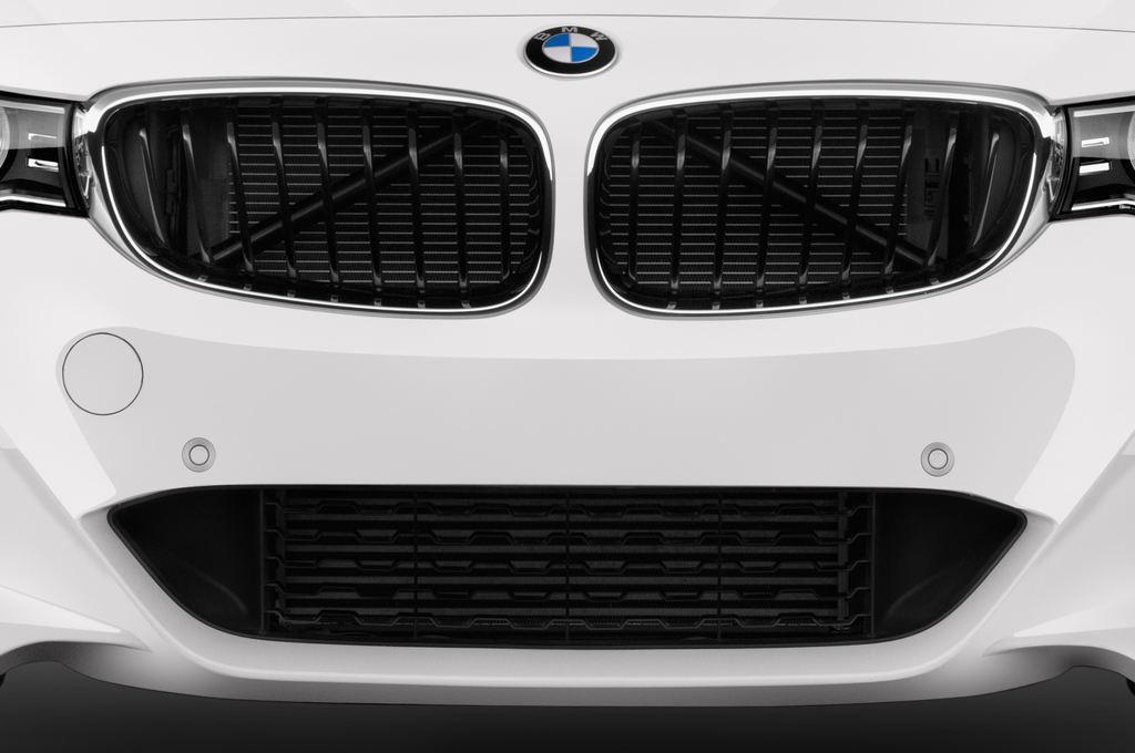 BMW 3er GT - Limousine (2013 - heute) 5 Türen Kühlergrill und Scheinwerfer