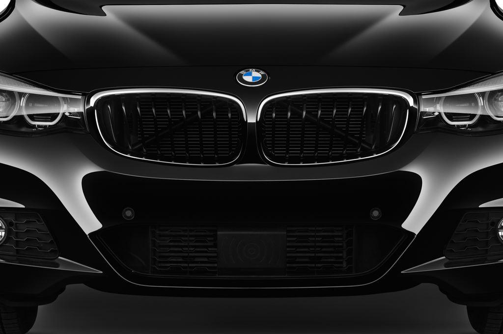 BMW 3er GT M Sport Limousine (2013 - heute) 5 Türen Kühlergrill und Scheinwerfer