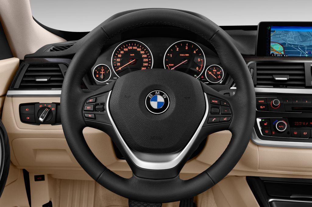 BMW 3er GT Luxury Line Limousine (2013 - heute) 5 Türen Lenkrad