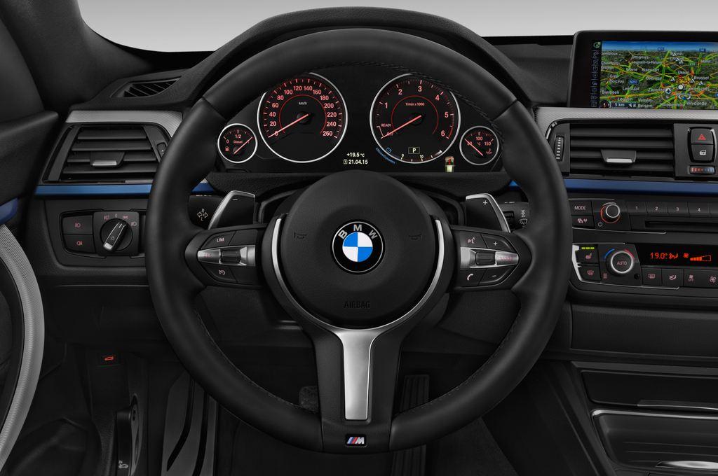 BMW 3er GT - Limousine (2013 - heute) 5 Türen Lenkrad